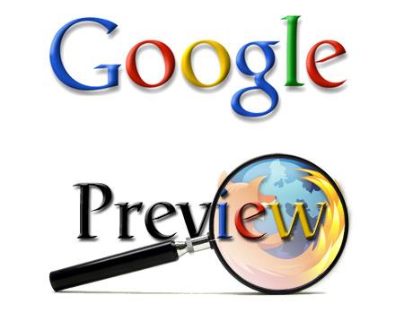 Was soll ich von Google Instant Preview halten?