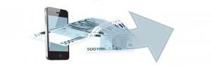 geld digital senden