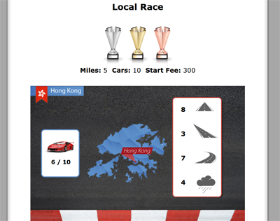 local race