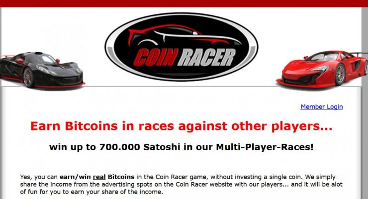 coin racer