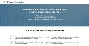 Die neue Internetmarketing Software im Test – Teil 4